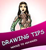 img - for How To Draw Tips, Tricks, Hints & Drawing Lessons To Learn How To Draw Like A Pro! book / textbook / text book