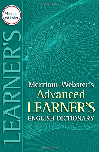 Merriam-Webster's Advanced Learner's English Dictionary PDF