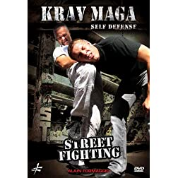 Krav Maga Street Fighting Self Defense