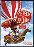 Five Weeks In A Balloon (ws) (Bilingual)