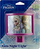 Jasco Disney Frozen Light-Sensing LED Night Light