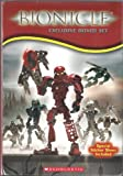 Bionicle Boxed Set: Chronicles 1-4 ; Adventures 1-3 (0439727030) by Greg Farshtey