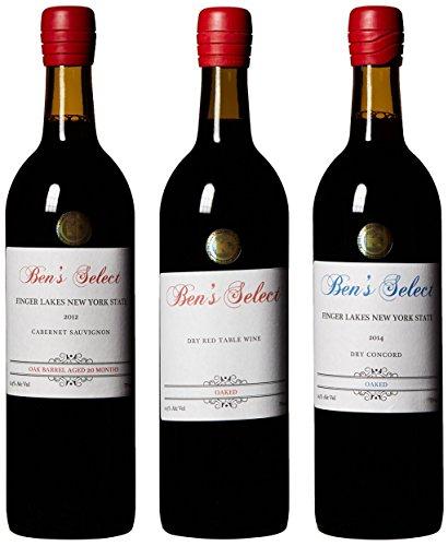 "Ben Ish Winery ""Reds"" Mixed Pack, 3 X 750 Ml"