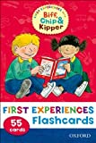 Roderick Hunt Oxford Reading Tree: Read With Biff, Chip & Kipper First Experiences Flashcards