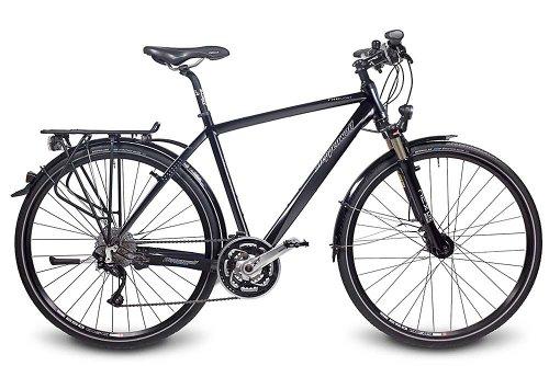 'Bicicletta trekking uomo 28ALU Shimano Steppenwolf Tao Light 6,0S RH54