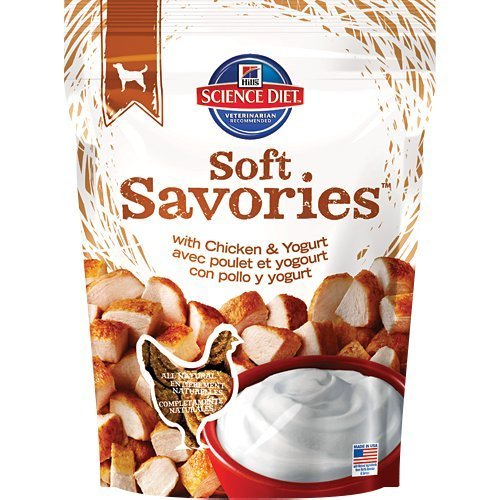 hills-science-diet-dog-soft-savories-with-chicken-and-yogurt-canine-treat-8-ounce-by-hills-science-d