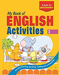 My Book of English Activities - 2