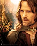 Lord Of The Rings Aragorn Mountains Photographic Print
