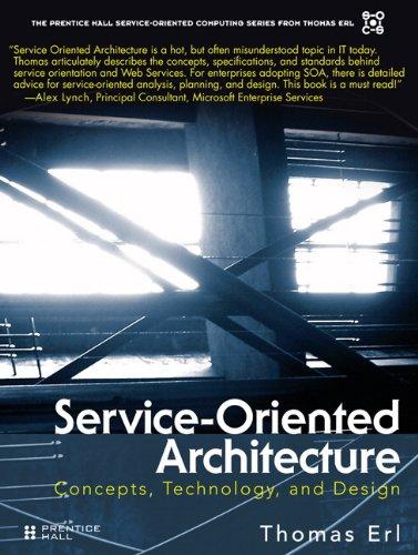 Service-Oriented Architecture (SOA) 0131858580 pdf
