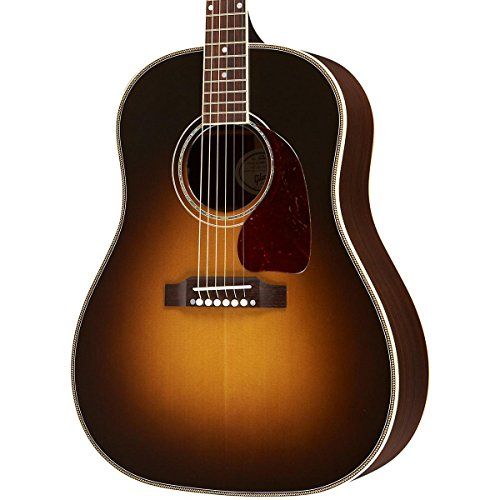 Gibson Montana Rs4Crsgh1 J-45 Custom Rosewood Sunburst Acoustic-Electric Guitar
