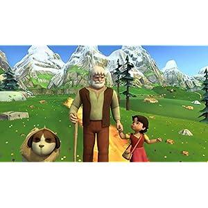 Heidi - 2 - La montagne (partie 2)