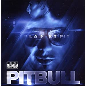 Planet Pit Pitbull Album on CD