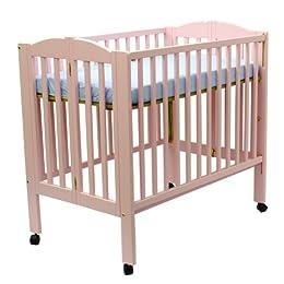 Target Pink Baby Crib Portable Cribs