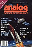 img - for Analog Science Fiction and Fact, August 1992 book / textbook / text book