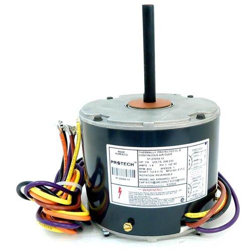 K55hxpcl 5011 Oem Upgraded Emerson Condenser Fan Motor 1