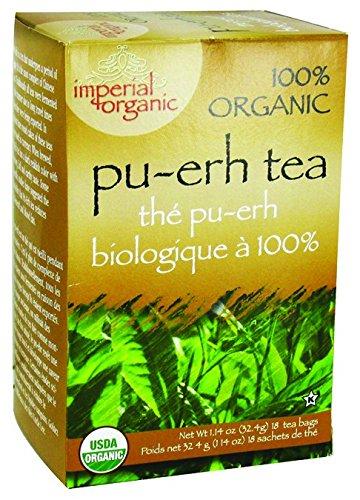 Uncle Lee'S: Organic Imperial Pu-Erh Tea, 18 Ct (3 Pack)