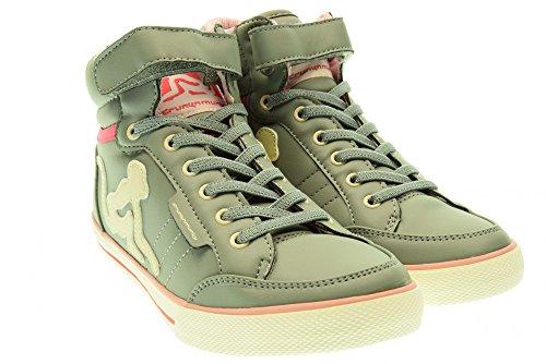 DRUNKNMUNKY teen sneakers alte BOSTON CLASSIC 201 GREY 38 Grigio