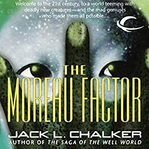 The Moreau Factor Audiobook