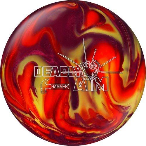 Hammer Deadly Aim Bowling Ball