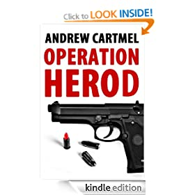 Operation Herod (The Rupert Hood Spy Thrillers)