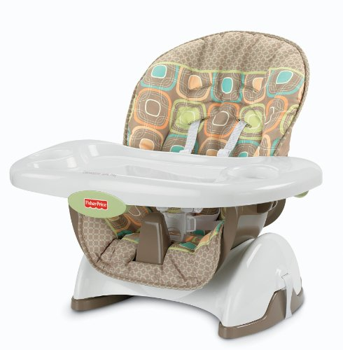 Learn More About Fisher-Price Space Saver High Chair, Coco Sorbet