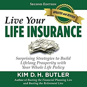 Live Your Life Insurance Audiobook
