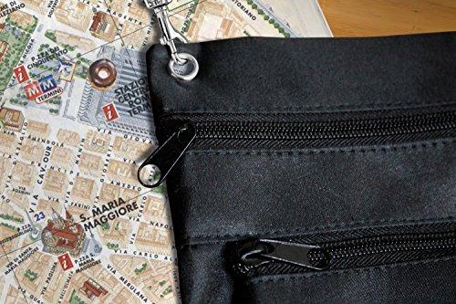 Passport wallet travel document holder the best neck for Best travel document wallet
