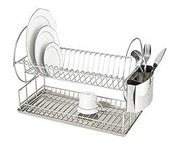 Wenko Duo-Drip Dish Rack