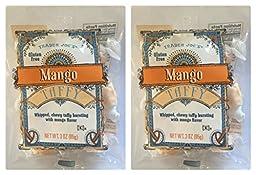 2 Pack Of Trader Joe\'s Mango Flavored Taffy, 3 oz Each Gluten Free