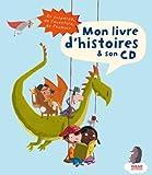 """Afficher """"Mon livre d'histoires & son CD"""""""