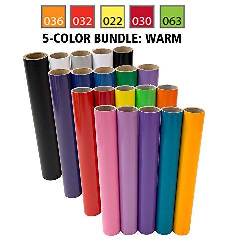 5 Colors Bundle 24