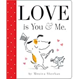 Love is You & Me.by Monica Sheehan