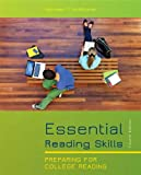 Essential Reading Skills: Preparing for College Reading with NEW MyReadingLab with eText -- Access Card Package (4th Edition)