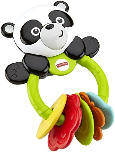 Fisher-Price Clacker Ring, Panda