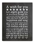 Chalkboard Wall Plaque My Wish For Yo...