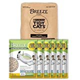 Purina Tidy Cats Litter Pellets, BREEZE Refill Litter Pellets - (6) 3.5 lb. Pouches