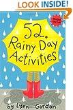 52 Series: Rainy Day Activities