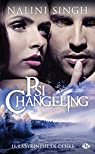 Psi-changeling, tome 11 : Labyrinthe de d�sirs