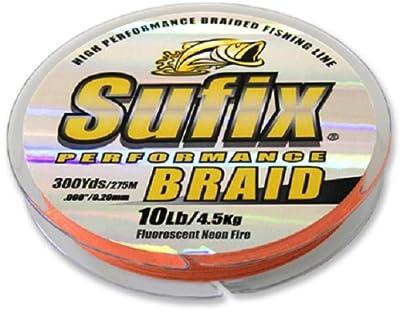 Sufix Performance Braid 6 Lb 150 Yd Spool from Sufix