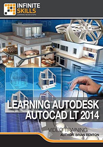 Learning Autodesk Autocad Lt 2014 [Online Code]
