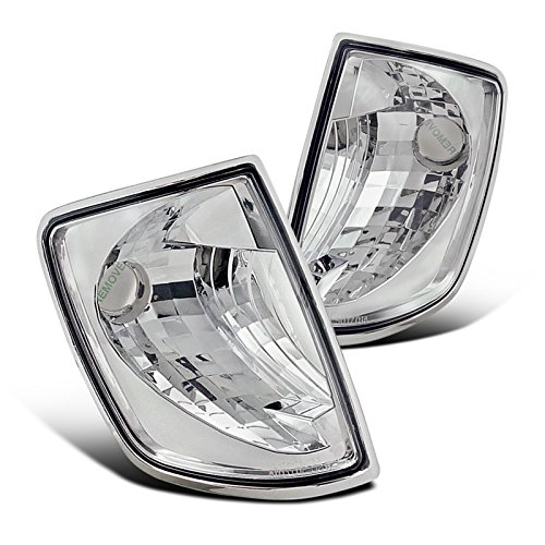 Spec-D Tuning LC-BW12486-APC Turn Signal Light (Mercedes E320 Clear Corner Lens compare prices)