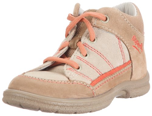 Superfit Softino2 First Walking Shoes Unisex-Child Beige Beige (sand kombi 24) Size: 19