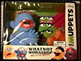 Disney 2011 The Muppets Blue Whatnot Workshop Kit Limited Edition Collector's Series Age 3+
