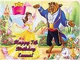 Single Source Party Supply - Disney Princess Edible Icing Image #10-8.0 x 10.5