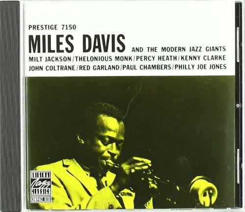 Miles Davis and the Modern Jazz Giants artwork