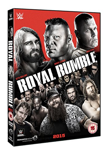 WWE: Royal Rumble 2015 [DVD]