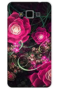 IndiaRangDe Hard Back Cover FOR Samsung Galaxy Grand 3