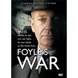 Foyle's War: Set 1 (The German Woman / The White Feather / A Lesson In Murder / Eagle Day) ~ Michael Kitchen