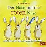 Oster-Aktion 2015: Der Hase mit der roten Nase: Vierfarbiges Papp-Bilderbuch