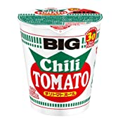 日清 カップヌードル チリトマト ビッグ 105g×12個